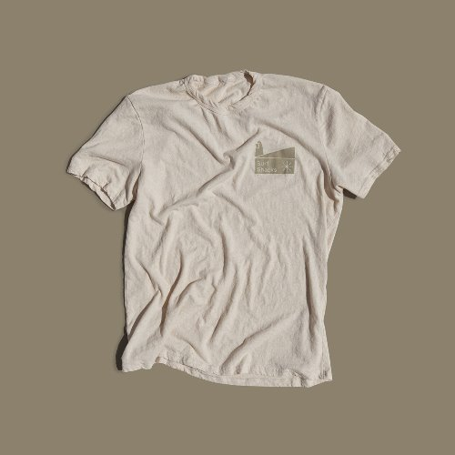 [Indoek]Surf Shacks Hemp Tee(서핑 문화)(스킴보드)
